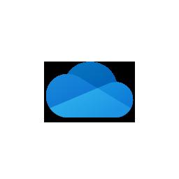 Logo OneDrive, stockage pour entreprises