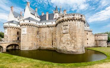 Chateau Anne de Bretagne à Nantes