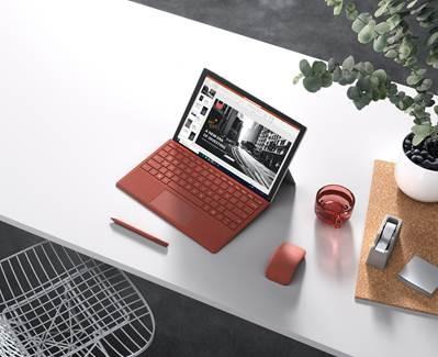 Tablette Microsoft Surface Pro 7+
