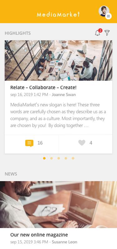 Modernize vous accompagne dans la mise en place de votre digital workplace Valo